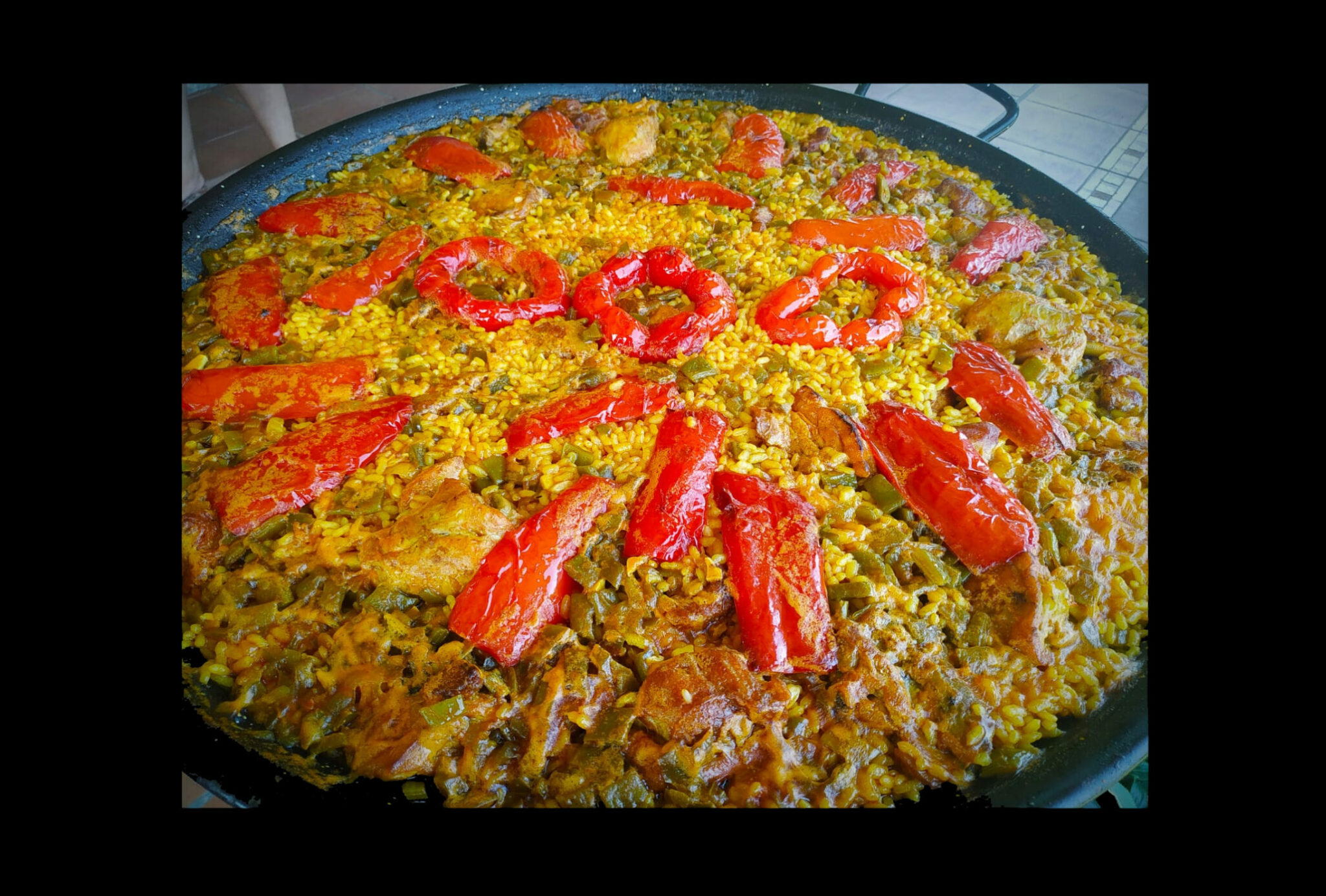 Our Paellas